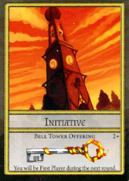 Starting Player<br />Bell Tower Card