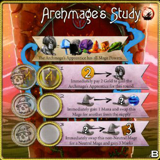 Archmage's Study [Side B] (2, 2)