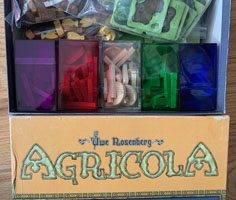 Agricola Play Parts