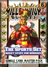 The Sports Set: Nerdy Stuff for Normies