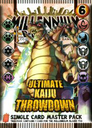 Ultimate Kaiju Throwdown