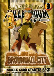 Brownwall City